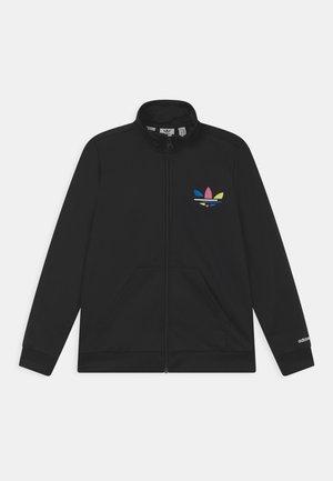 TRACK UNISEX - Sportovní bunda - black