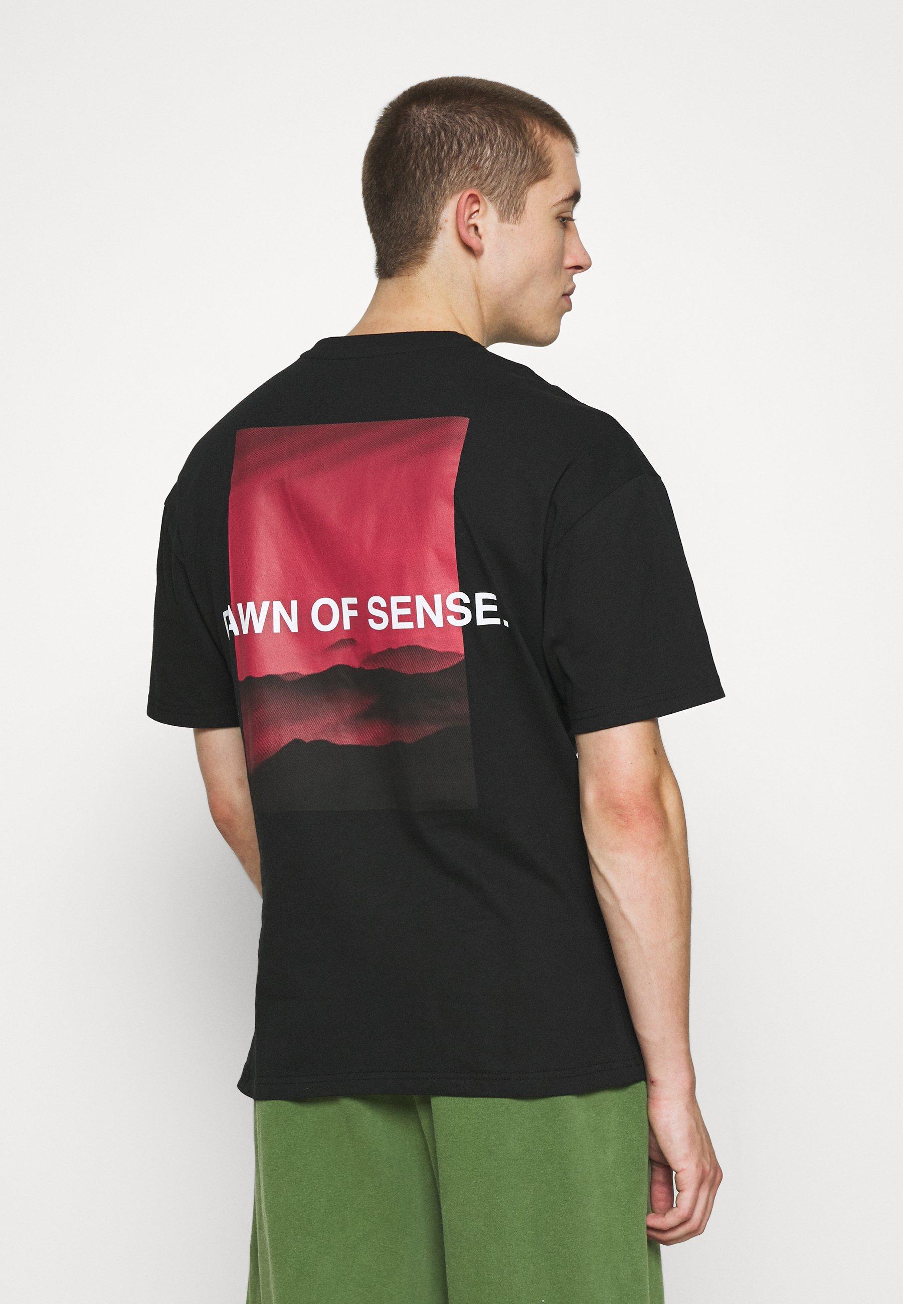 Damen DANN UNISEX - T-Shirt print