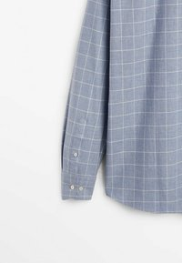 Massimo Dutti - SLIM FIT - Shirt - light blue - 4