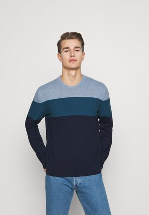MAINSTAY CREW - Jumper - blue