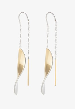 KARIANA - Boucles d'oreilles - silver-coloured/gold-coloured
