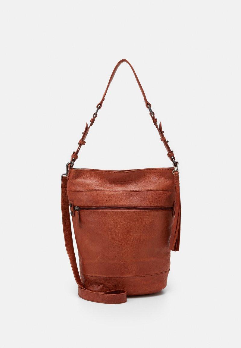 FREDsBRUDER - URBANITE - Handbag - burned orange
