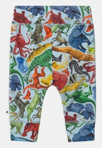 Molo - SAMMY - Trousers - green/black - 1