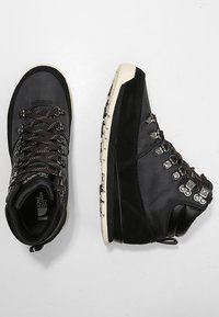 The North Face - REDUX - Hiking shoes - tnf black/vinta - 1