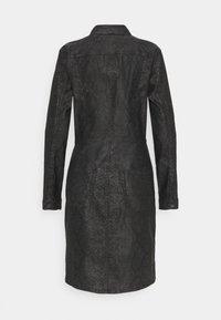 Ética - JORDYN - Denim dress - black - 1