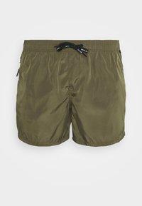 Replay - BEACHWEAR - Swimming shorts - dark military - 0