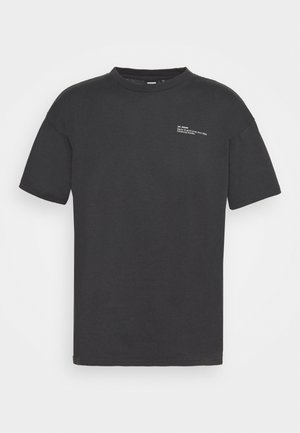 TROOPER TEE - Print T-shirt - graphite