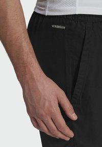 adidas Performance - Träningsshorts - black - 4