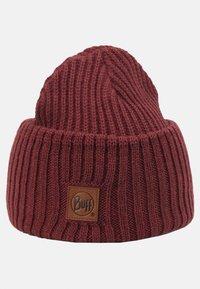 Buff - Cap - rutger maroon - 2