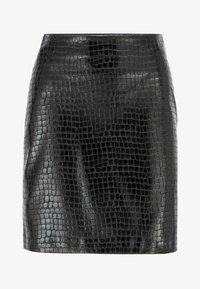 BOSS - VACRONI - Pencil skirt - black - 0