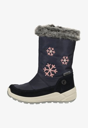 Winter boots - see/marine 172