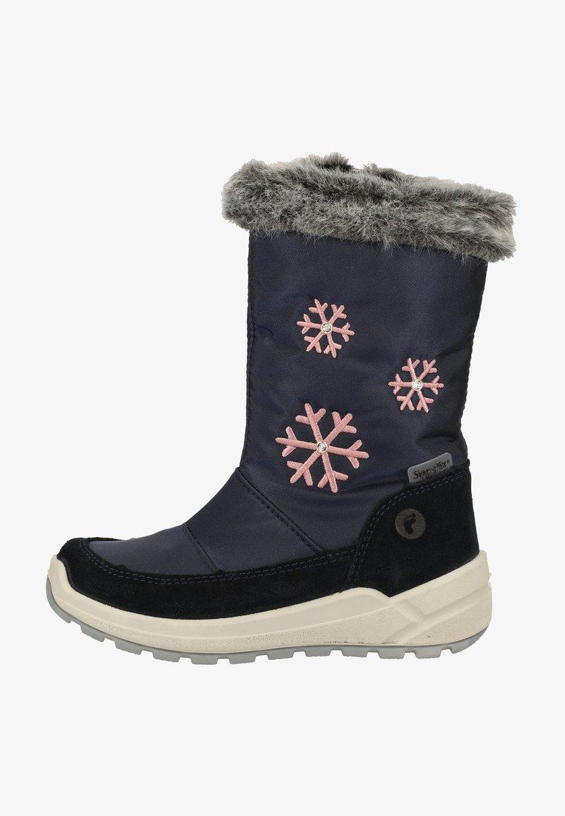 Ricosta - Winter boots - see/marine 172