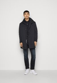 Emporio Armani - Summer jacket - dark blue - 1
