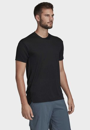 TERREX AGRAVIC TRAIL RUNNING T-SHIRT - Sports shirt - black