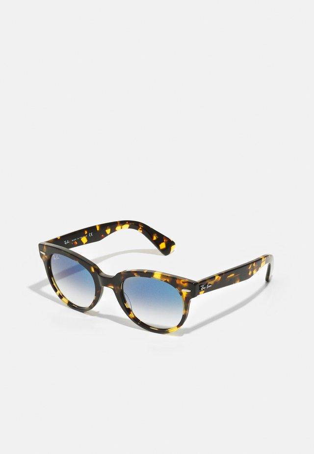 UNISEX - Occhiali da sole - yellow havana