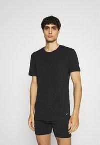 Nike Underwear - CREW NECK 2 PACK - Hemd - grey - 3