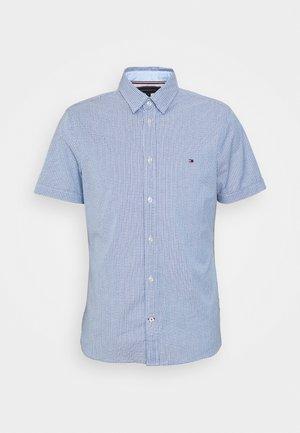 SLIM NATURAL SOFT  - Skjorte - copenhagen blue/yale navy