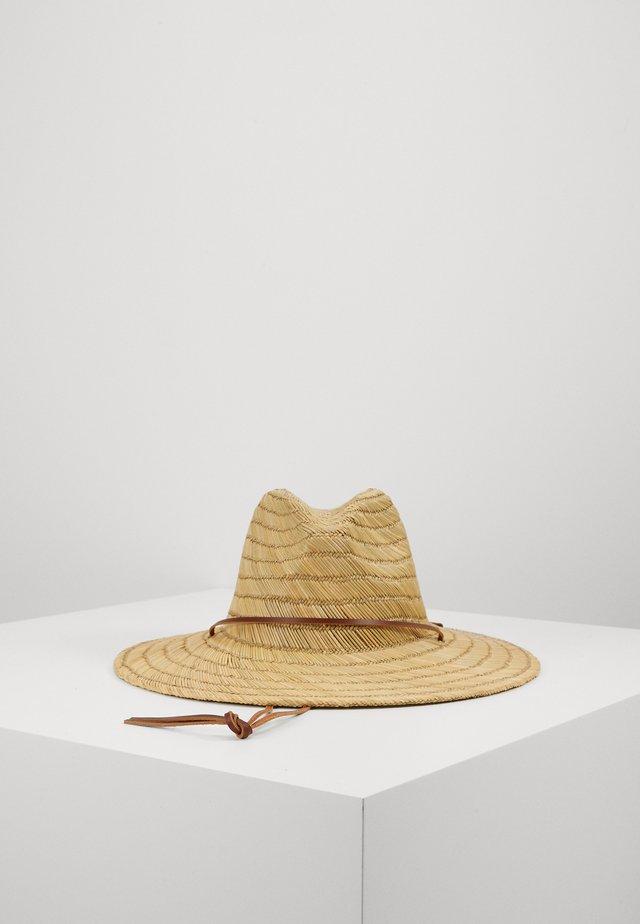 BELLS FEDORA - Hat - tan