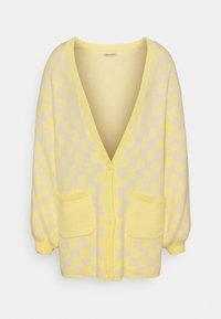 Stella Nova - Cardigan - creme/yellow - 0