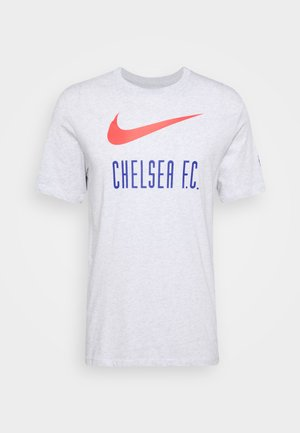 CHELSEA LONDON FC TEE IGNITE - Fanartikel - birch heather