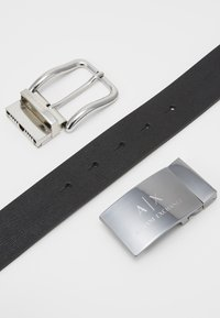 Armani Exchange - BELT SET - Belt - nero