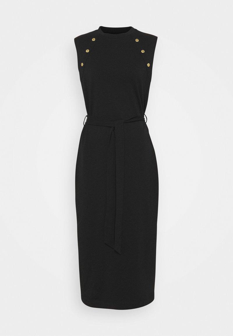 Barbour International - HALLSTATT DRESS - Sukienka z dżerseju - black