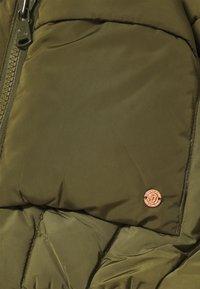 Vingino - TELINE - Winter coat - ultra army - 3
