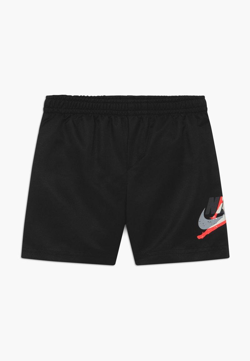 Jordan - JUMPMAN POOLSIDE  - Pantaloncini sportivi - black