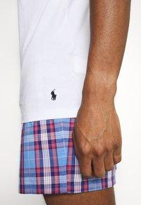 Polo Ralph Lauren - 3 PACK - Undershirt - white - 4