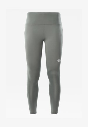 W RESOLVE TIGHT - EU - Legginsy - agave green
