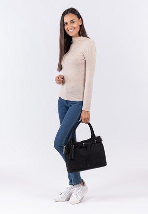 ROMY - Handbag - black