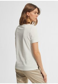 comma casual identity - Print T-shirt - offwhite - 2