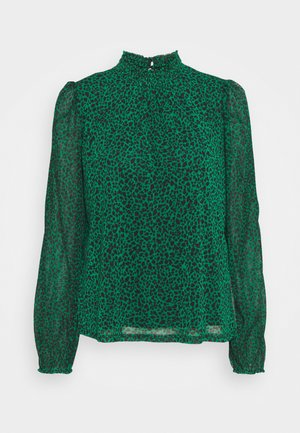 LEOPARD  - Blouse - green