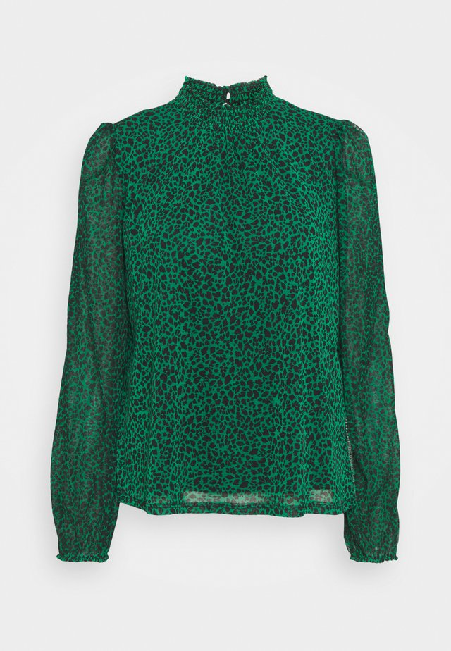 LEOPARD  - Blouse - green
