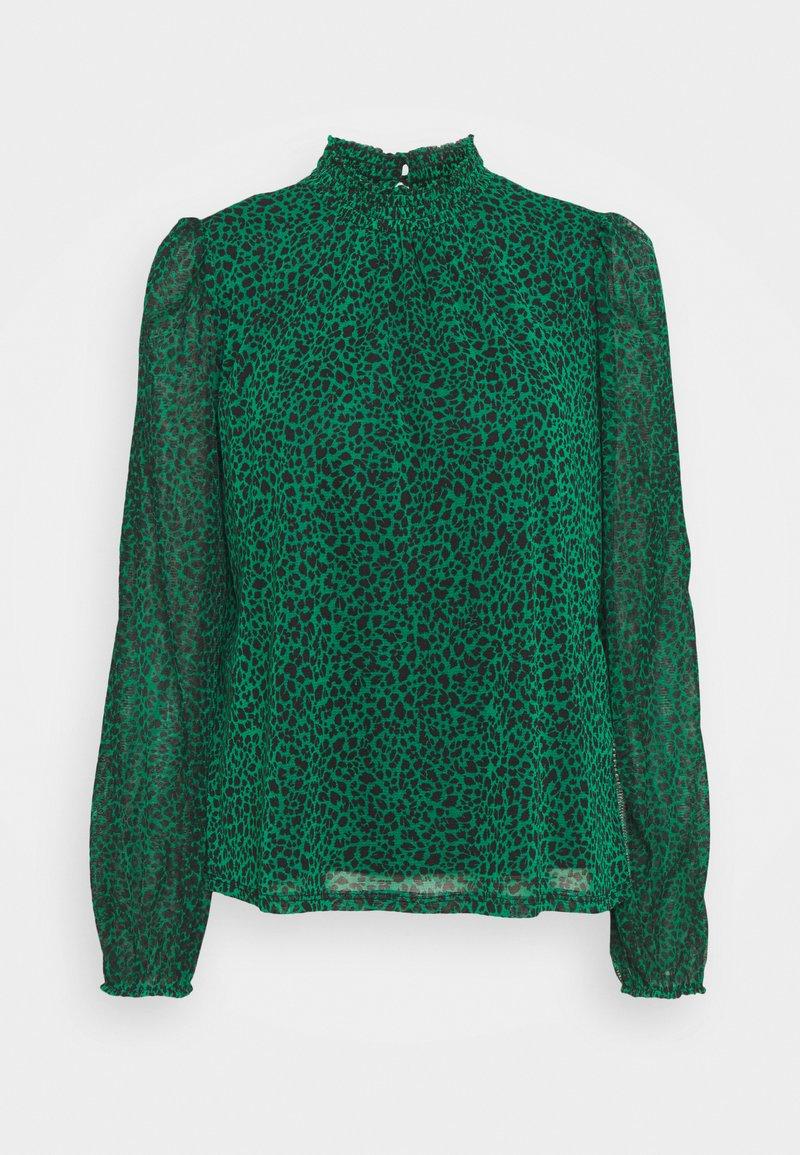 Wallis - LEOPARD  - Blouse - green