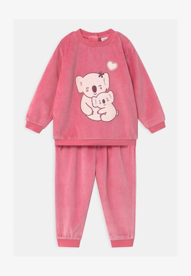 GIRL  - Pyjama set - geranium pink