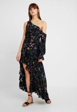 RAYE DRESS - Maxi dress - black