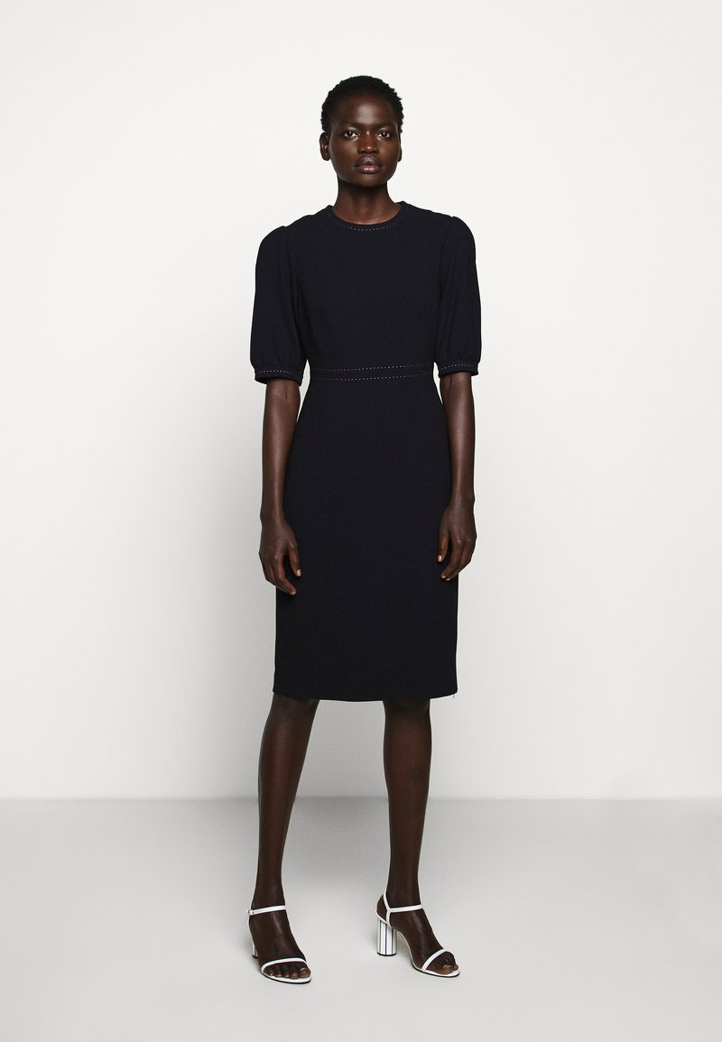 LK Bennett - WREN - Shift dress - midnight