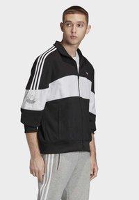adidas Originals - BANDRIX TRACK TOP - Training jacket - black - 0