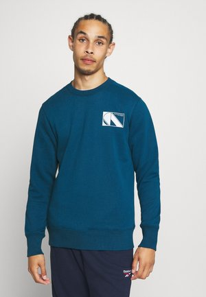 CLUB NOMADE - Sweatshirt - petrol blue