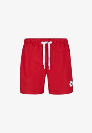SOUTH BEACH - Swimming shorts - rot