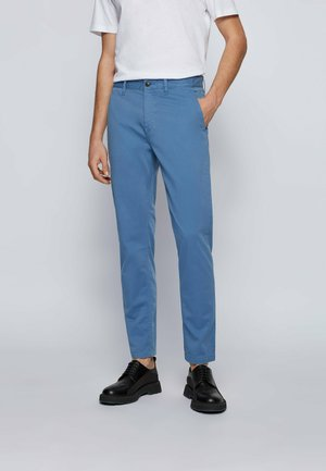 SCHINO-TABER D - Chinos - blue