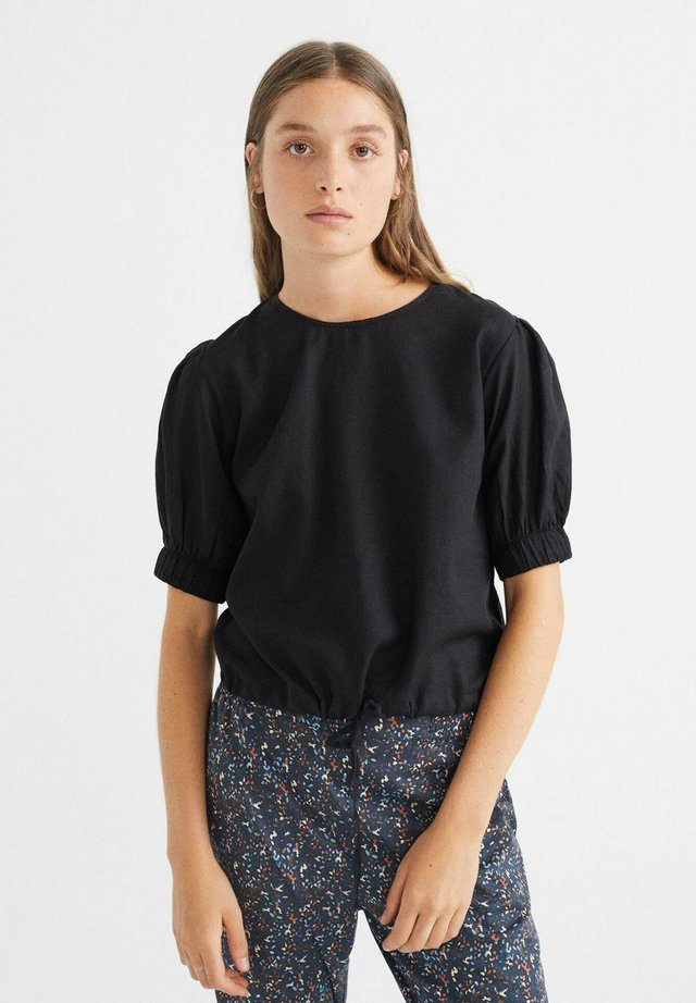 IRIS  - Blouse - black