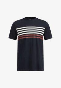 WE Fashion - Print T-shirt - dark blue - 5