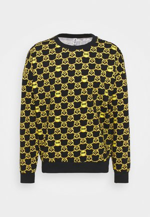 Pyjamasoverdel - shiny gold