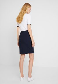 Expresso - XANNE - Pouzdrová sukně - navy - 2