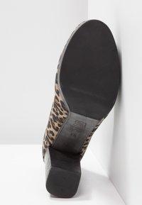 Kennel + Schmenger - AMINA - High heels - camel - 6