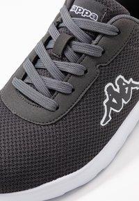 Kappa - TUNES - Sportovní boty - grey - 5