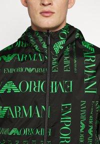Emporio Armani - BLOUSON - Summer jacket - verde - 6