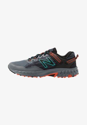 410 V6 - Trail running shoes - grey/black